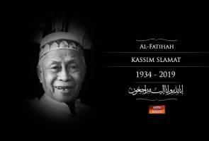 Al-Fatihah Kassim Slamat, La Obe