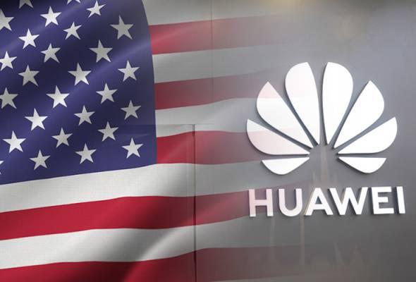 51559187099 HUAWEI - Huawei dakwa tindakan AS beri kesan kepada industri global