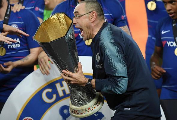 #AWANIEuropa: Sarri tidak pasti masa depan dengan Chelsea
