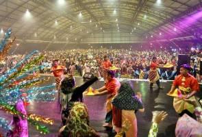 1,000 penari Labuan cipta rekod dalam Malaysia Book of Records 2