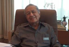Jadikan Ramadan bulan untuk kawal nafsu bukan beribadah sahaja - Tun Dr Mahathir