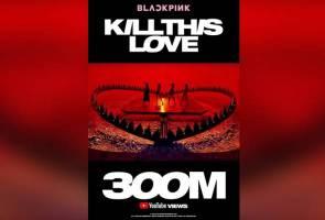 Blackpink pecah rekod, klip muzik video raih tontonan 300 juta