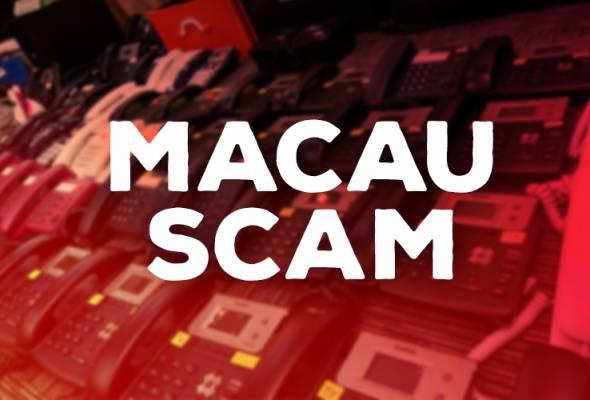 Kerani wanita mangsa terbaru Macau Scam, rugi lebih setengah juta ringgit