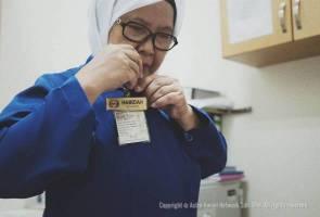Tentang seorang jururawat bernama Hamidah, ibu saya