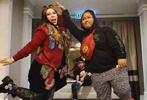 Datuk Seri Vida dedah faktor kegemukan anaknya dalam ucapan Hari Ibu 2