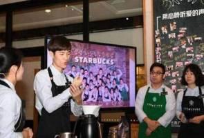 Ini kafe Starbucks 'paling senyap'