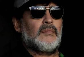 Maradona bakal jalani pembedahan di bahagian bahu