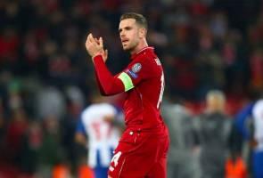 Liverpool mahu ikut dominasi City - Henderson