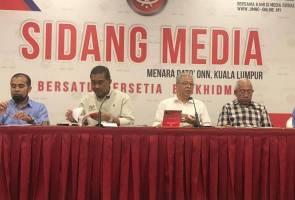 Masuk campur kes Adib: Pembangkang desak AG letak jawatan