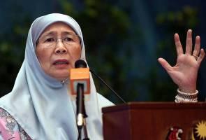 Dari isteri TPM jadi isteri banduan, Wan Azizah sebak kenang kehidupan lalu