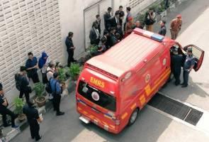 Inkues Adib: Demonstrasi ringkas guna van EMRS