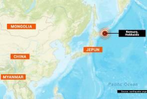Jepun bakal dilanda gempa, tsunami lebih dahsyat daripada bencana 2011 - Pakar
