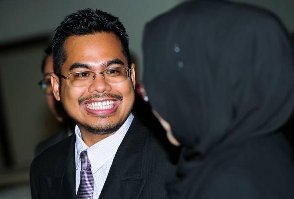 Ahmad Hafizam hadir pada prosiding inkues bagi menentukan punca kematian Muhammad Adib di Mahkamah Koroner Kompleks Mahkamah Shah Alam, hari ini. --fotoBERNAMA | Astro Awani