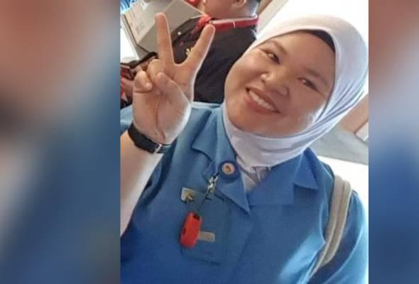 Siti Kharina dikelar, darah mengalir sampai ke pintu
