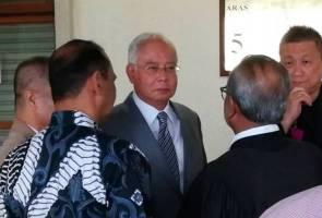 Najib terkejut RM42 juta masuk akaun peribadinya