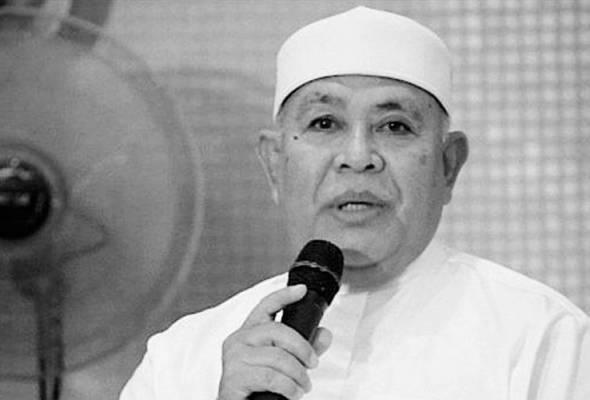 Pendakwah terkenal, Datuk Seri Abu Hassan Din Al-Hafiz meninggal dunia