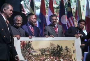 Manfaatkan kekuatan negara untuk ekonomi ASEAN - Tun Mahathir