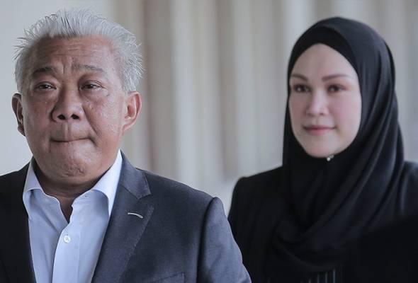 Saksi sahkan status perkahwinan Bung Moktar dan Zizie Ezette