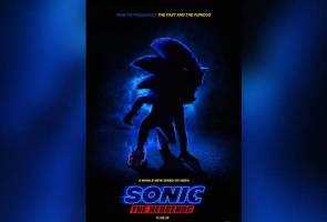 "Terima kritikan ramai, reka bentuk animasi ""Sonic the Hedgehog"" akan diubah?"