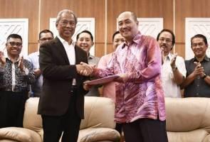 Kemasukan ahli baharu tanda Bersatu semakin diterima di Sabah - Hajiji