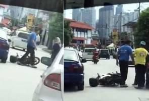 Suspek tampar pemandu wanita ditahan reman hingga Selasa