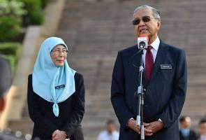 Bangsa Malaysia akan dihormati dunia kalau mampu lawan nafsu - Tun M