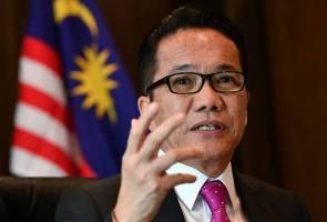 Liew nafikan campur tangan keputusan mahkamah Singapura