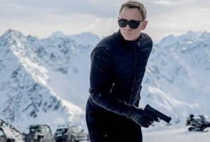 Daniel Craig alami kecederaan, penggambaran Bond 25 terpaksa ditangguh