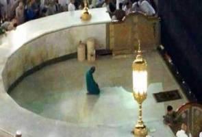 Solat di Hijir Ismail, hadiah buat tukang cuci Kaabah