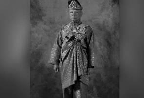 Istiadat pemakaman Almarhum Paduka Ayahanda Sultan Ahmad Shah