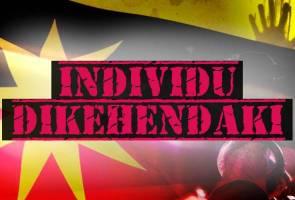 96 individu dikehendaki Polis Sarawak