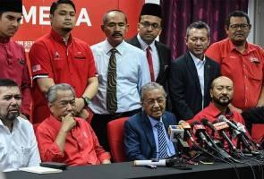 Lagi banyak parti Melayu, lagi kaum itu akan pecah belah - Tun Mahathir