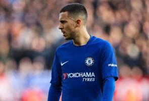 #AWANIEuropa: Pemergian Hazard akan beri kesan besar buat Chelsea - Azpilicueta