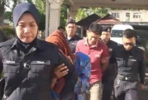 Penganggur dituduh bunuh anak tiri berusia 2 tahun
