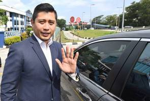Setiausaha politik Azmin tidak perlu rakam kenyataan di IPD Sepang