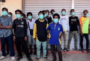 Orang Asli Batek di Kuala Koh dijangkiti wabak demam campak