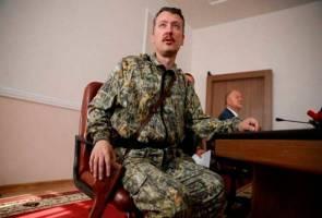Suspek utama MH17 nafi penglibatan pemberontak Ukraine