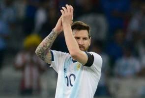 Copa America: Messi ledak gol, Argentina di ambang penyingkiran
