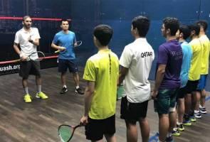 Beng Hee cabar atlet skuasy negara ke tahap lebih tinggi