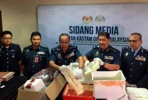 2 warga India ditahan cuba seludup dadah bernilai RM717,000