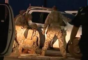 Polis Australia tahan suspek tembak mati empat individu di Darwin