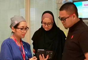 Ainul Mardhiah selamat dibedah, tumor 200 gram berjaya dibuang