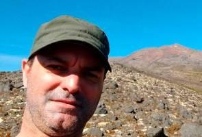 Pendaki British hilang di pergunungan New Zealand ditemui mati - Polis