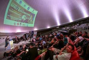 Planetarium Negara anjur program lawatan bekas angkasawan NASA
