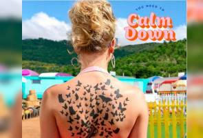 'You need to calm down' - Taylor Swift bawa geng dalam video baharu