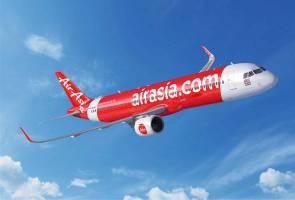 51560861221 AirAsia - AirAsia tawar penerbangan percuma kepada petugas barisan hadapan HKL