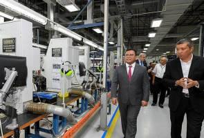 Selangor, Airbus bincang buka kemudahan rungkas pesawat pertama rantau ini
