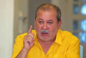 """""""Jika awak buru harimau, maka awak akan diburu semula"""" - Sultan Johor"""
