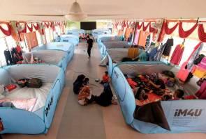 Terjejas akibat banjir, penduduk sedih tak dapat sambut Hari Raya Aidilfitri