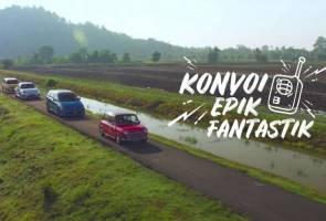 Video raya Konvoi Epik Fantastik TNB ditonton lebih 32 juta kali